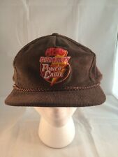 Vintage 1980s HBO Cinemax & Power Of Cable Trucker Cap Hat Snapback