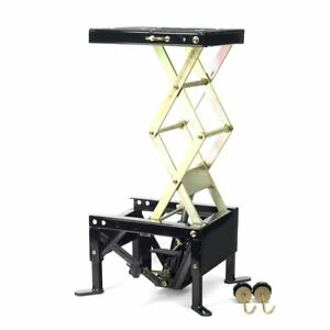 Black BikeTek MX Lift Comp Stand