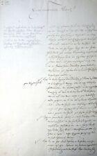 VERFÜGUNG ERZHERZOG JOHANN AN DEN KRIEGSMINISTER BAILLET DE LATOUR SIGNIERT 1842