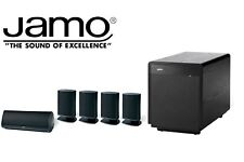 Jamo A320HCS6 5.1 CH Home Theatre Speaker Package (Black) RRP$1499