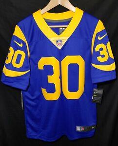 NEW Men's Nike Los Angeles Rams Todd Gurley II Vapor Untouchable NFL Jersey Sz M