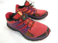 Salomon XR Mission 1 Mens Running Shoe Size 8 Hiking Training Sneaker