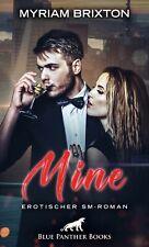 Mine | Erotischer SM-Roman von Myriam Brixton | blue panther books