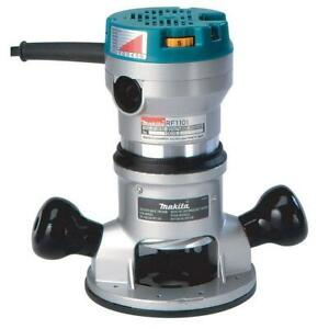 Makita RF1101 2-1/4-Hp 8,000-24,000 Rpm 11.0 Amp Variable Speed Router