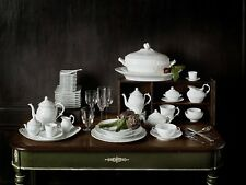 "Porcelein Soup Cup ""vecchio Ginori"" with Plate - Richard Ginori (6 o 12pieces)"