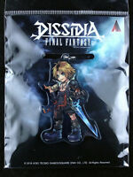 Dissidia Final Fantasy Tidus Acrylic Key Holder Ring Square Enix New
