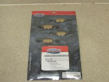 01-10 HONDA GL1800 GOLDWING KURYAKYN LED AMBER FAIRING VENT ACCENT LIGHTS 4628