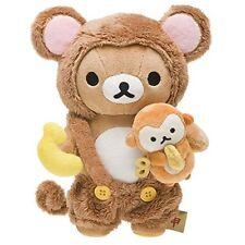 Brand new San-X Rilakkuma 2016 Monkey Plush Doll Stuffed Toy kawaii