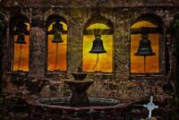 Mission Bells by Chris Lord Photo Art Print Poster 24x36 inch