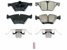 For 2011-2016 BMW 528i Disc Brake Pad and Hardware Kit Front Power Stop 44113KF