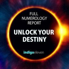 Personal Numerology Complete Report | 1 Year Forecast 2019 + FREE Bonus Year!