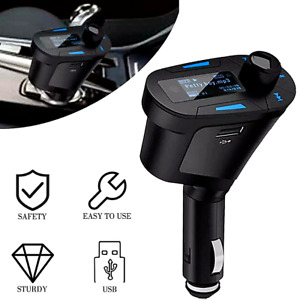 Estereo Para Carro Radio Auto Estereos Bluetooth De USB MP3 FM Car Transmitter