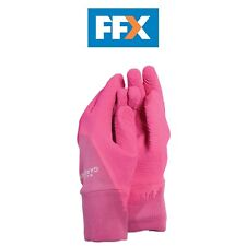 Town & Country TGL271S Master Gardener Ladies Pink Gloves Small