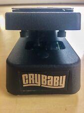 Dunlop estados unidos Cry Baby 95 Q-Wah Wah en excellent contition