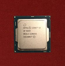 Intel Core i5-6600 Skylake Quad-Core Socket LGA1151 CPU Processor SR2L5 3.3GHz