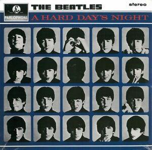 THE BEATLES A Hard Day's Night Vinyl Record Album LP Parlophone 2017 Rock & Pop