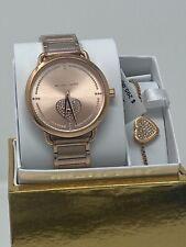 Michel Kors Rose Gold Women's watch/bracelet set NWT