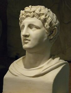Demetrios I Poliorcetes Demetrius king bust sculpture Replica Reproduction