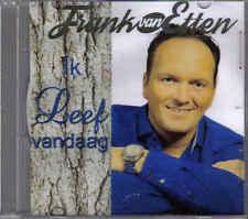 Frank Van Etten-Ik Leef Vandaag Promo cd single