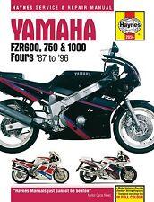 Haynes M2056 Service & Repair Manual for Yamaha FZR600 /  FZR750 / FZR1000