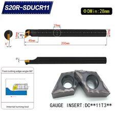 BOHRSTANGE S20R-SDUCR11 95 GRAD WENDEPLATTENHALTER FÜR DCMT11T304 DCMT11T308