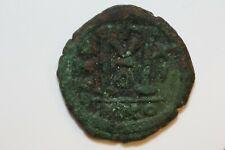 Byzanz, Justinus II 565-578,Folis Nikomedia.  FXII 89