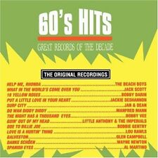 Various Artists - Great Records of The Decade 60's Hits Pop Vol. 1 CD
