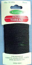 Black Strong Nylon Thread