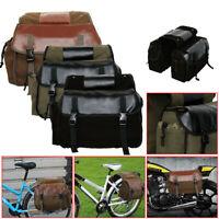 New upgrade Motorbike bag Touring Saddle Bag Motorcycle Canvas Panniers Box