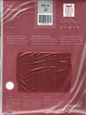 Fogal DAMASCO 543 Pantyhose Strumpfhose weinrot - glänzende Streifen  Gr. M /II