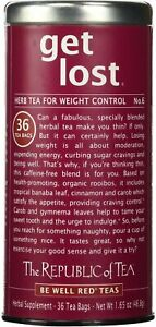 Get Lost Tea by The Republic of Tea, 36 tea bag