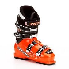 2013 Tecnica Race Pro 70 Sonic Orange 22.5 Junior Ski Boots