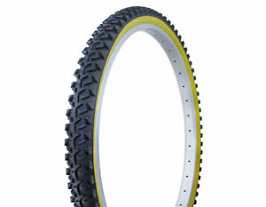 "Bicycle Tire DURO 24 x2.00/"" BLACK MOUNTAIN BIKE BICYCLE  Black//Black sidewall"