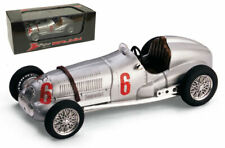 Brumm R070 Mercedes-Benz W125 #6 2nd Italian GP 1937 - Hermann Lang 1/43 Scale
