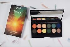 Sleek i-Divine Limited Edition Eyeshadow Palette ON THE HORIZON Sealed Fast Post