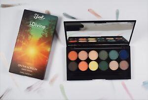 Sleek i-Divine Limited Edition Eyeshadow Palette ON THE HORIZON Sealed Fast Post
