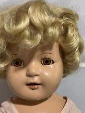 Arranbee Nancy R & B Composition19� Restored Doll Original Undies Shirley Dress