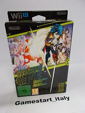 TOKYO MIRAGE SESSIONS FORTISSIMO EDITION - NINTENDO WII U WIIU - NEW NUOVO PAL