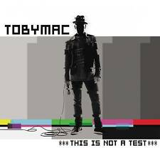 TobyMac : This Is Not A Test CD