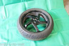 Honda VFR800 RC46 Kompletrad Hinten Felge Reifen Rad 42711-MBG-611 42650-MBG-000