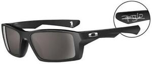 OAKLEY 12-793 TWITCH Polished Black Sunglasses Frame 58-16 Ryan Sheckler RARE