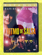 A Ritmo de Salsa ~ New DVD Movie ~ Spanish Language Latin Dance Sealed Video