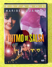 A Ritmo de Salsa ~ New DVD Movie ~ Spanish Language Latin Dance Sealed Video
