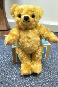 "WINNIE BEAR 14"" £129 HOLTS TOYS YOUR OWN WINNIE THE POOH HAND MADE MERRYTHOUGHT"