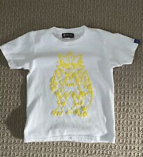 Pokémon Kids Boys White T-shirt 6-7T From Japan Tokyo Pokémon Center