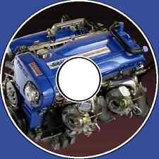 NISSAN ENGINE SERVICE REPAIR WORKSHOP MANUAL CD RB30 SR20 Z18 VG30 RB25 FJ20 CA