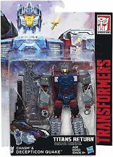 Transformers Titans Return Deluxe Class Decepticon Chasm & Quake