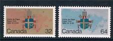 Canada 1984 Papal Visit SG 1126/7 MNH