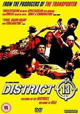 District 13 (DVD, 2006) - Sealed