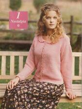 Crochet Cardigan Top Pattern(NOT FINISHED ITEM)